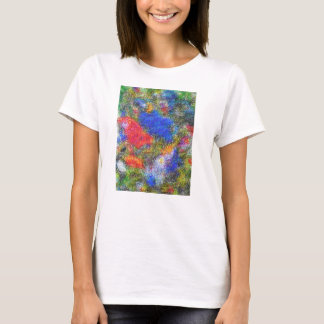 Tropenvögel T-Shirt