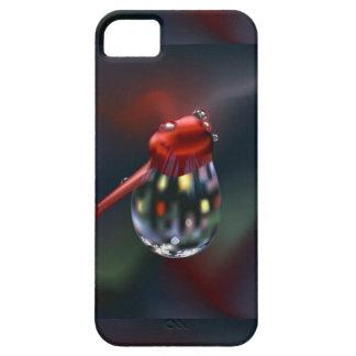 Tropfen auf Knospe Etui Fürs iPhone 5