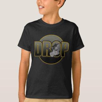 TROPFEN DnB Drumnbass dubstep Dschungel Hardstyle T-Shirt