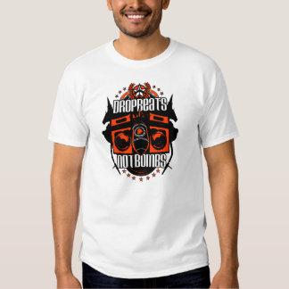 Tropfen-Schläge, nicht Bomben! T Shirt