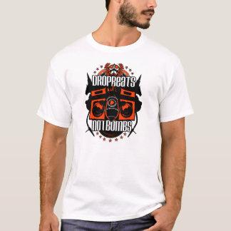 Tropfen-Schläge, nicht Bomben! T-Shirt