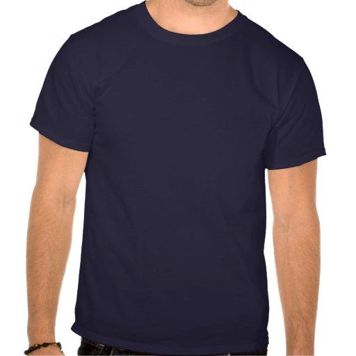Tropfen schlägt nicht Bomben Tshirt