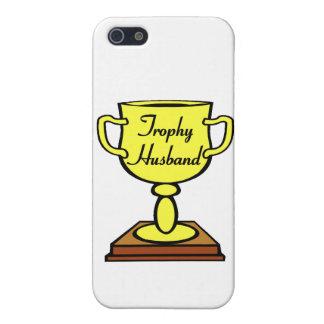Trophäe-Ehemann iPhone 5 Hülle
