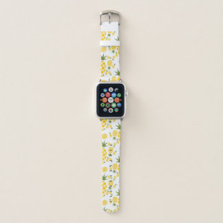 Tropische Ananas Apple Watch Armband