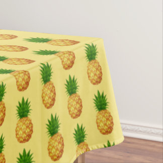 """Tropische Ananas der Tischdecke-""""60x84"""" Tischdecke"""