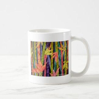 Tropische BambusTasse Kaffeetasse