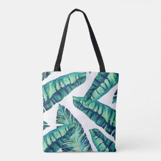 Tropische bezaubernde Taschentasche Tasche