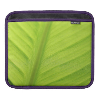 Tropische Blatt iPad Hülse Sleeve Für iPads