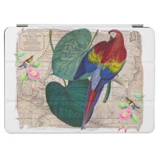 Tropische Collage iPad Air Hülle