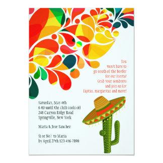Tropische Einladung Fiesta Cinco Des Mayo