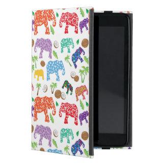 Tropische Elefanten Schutzhülle Fürs iPad Mini