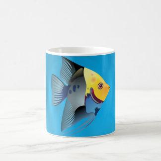 tropische Fische Kaffeetasse