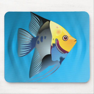 tropische Fische Mousepads