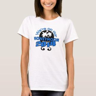 Tropische Flitterwochen 2014 T-Shirt