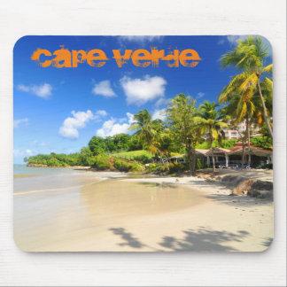 Tropische Insel in Kap-Verde Mousepad