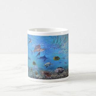 Tropische Meere Kaffeetasse
