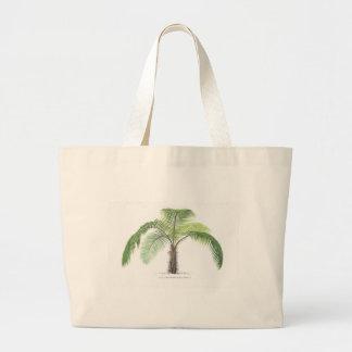 tropische Palmesammlung - Zeichnen VI Leinentasche