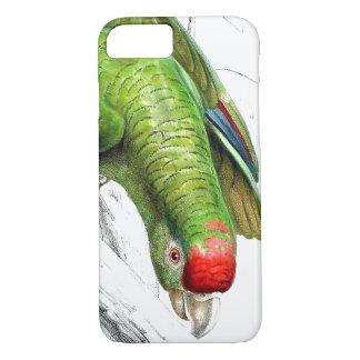 Tropische Papageien-Vogel-wild lebende Tiere iPhone 8/7 Hülle