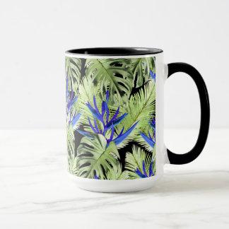 Tropische Pflanze 2. Tasse