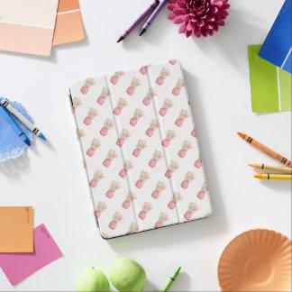 Tropische | rosa Ananas iPad Air Hülle