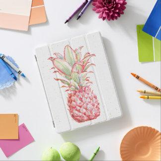 Tropische | rosa Ananas iPad Hülle