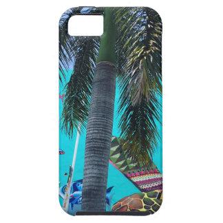 Tropische Schildkröte, Palmeparadies Schutzhülle Fürs iPhone 5