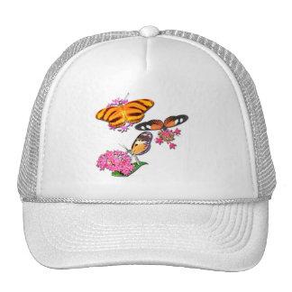 Tropische Schmetterlinge Trucker Caps