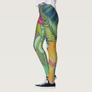 Tropische Tapisserie II Leggings