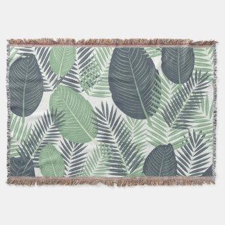 Tropische Themadecke Decke