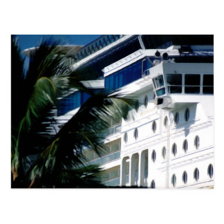Tropische Träume Postkarte