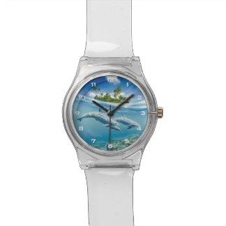 Tropische Uhr der Insel-Fantasie-May28th
