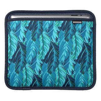 Tropische Vögel Sleeve Für iPads