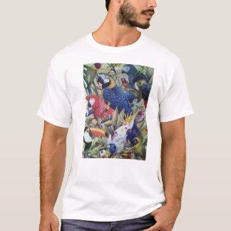 Tropische Vögel T-Shirt