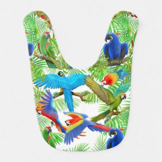 Tropischer Babylätzchen
