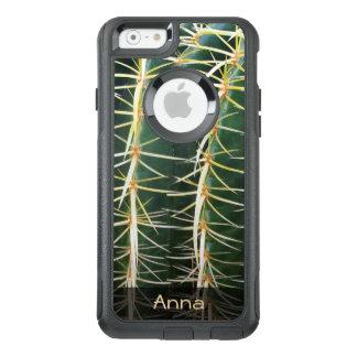 Tropischer Bereich-Kaktus-botanisches Foto OtterBox iPhone 6/6s Hülle