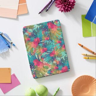 Tropischer Blumenluft-Kasten des Aquarell-| Ipad iPad Air Cover
