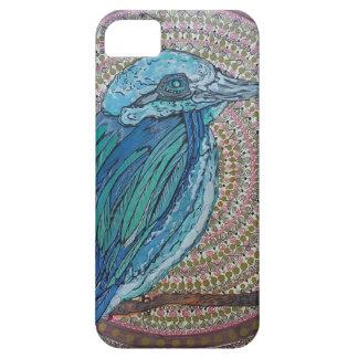Tropischer Eisvogel iPhone 5 Hülle