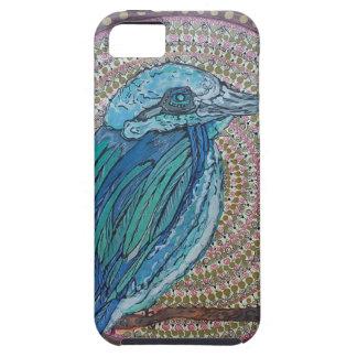 Tropischer Eisvogel iPhone 5 Hüllen