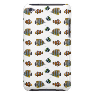 Tropischer Fisch-Rasereiipod-Touch-Fall Barely There iPod Case