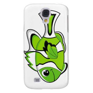 Tropischer Fische iphone 3G Fall Galaxy S4 Hülle