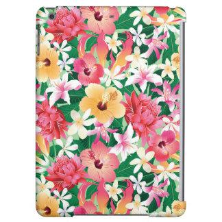 Tropischer Hibiskus-Blumenmuster