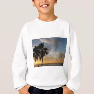 Tropischer Himmel Sweatshirt