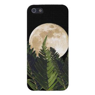 Tropischer Mondschein iPhone 5 Cover
