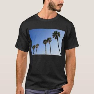 Tropischer Palme-T - Shirt