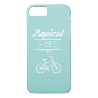 Tropischer Schwingungen iPhone 7 Fall iPhone 7 Hülle