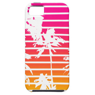 Tropischer Sonnenuntergang iPhone 5 Cover