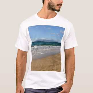 Tropischer Strand in Maui Hawaii in Maui Hawaii T-Shirt