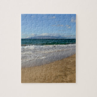 Tropischer Strand in Maui Hawaii Puzzle