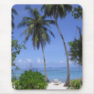 Tropischer Strand Mauspads