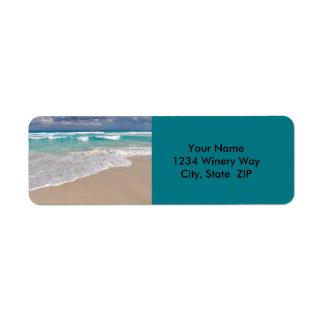 Tropischer Strand und Sandy-Strand